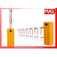Buy cheap Highway Control Security Vehicle Barrier Gate With 5 Million Times Open And Close from wholesalers