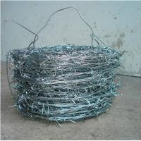 Quality Barbed Wire(factory ISO9001) for sale