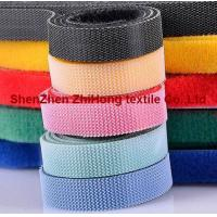 Wholesale Self-locking back to back hook loop wring harness cable ties from china suppliers