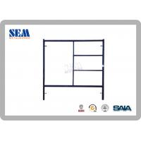 Wholesale Powder Coated Shoring Frames Scaffolding Support Construction from china suppliers