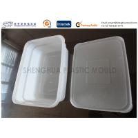 Wholesale 1000ml 2000ml 3000ml 4000ml disposable Plastic Food Containers with lids from china suppliers