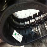 Factory Sale Rubber Track 450*81.5KB*76 for Kubota ExcavatorTakeuchi  Hitachi Excavator
