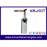Wholesale 6 Meter IP44 parking lot Electronic Barrier Gates with wire control from china suppliers