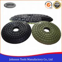 Wholesale Diamond Polishing Tools 75mm Diamond Convex Polishing Pad For Polishing Stone from china suppliers