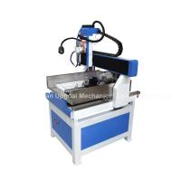 Wholesale 600*600mm Cast Iron CNC Metal Carving Machine with 4th Axis DSP Control from china suppliers