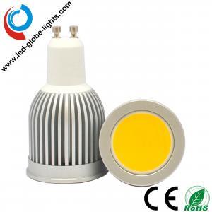 China Warm White GU10 LED Spotlight , Die-Cast Aluminum Radiator on sale