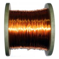 Wholesale Super Winding Enamelled Aluminium Wire for Motors, automated routing from china suppliers