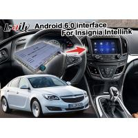 Wholesale Android 6.0 Car Navigation Box For Opel Vauxhall Insignia Buick Regal video interface from china suppliers
