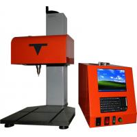 Wholesale Red stainless High Precision and speed automatic Pneumatic Marking Machine from china suppliers