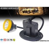 Wholesale 15000 Lux Strong Brightness LED Mining Light 3 Watt Main LED Power 146 Lumens from china suppliers