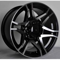 Wholesale Professional 15X7.0 Suv Alloy Wheels , Durable Offroad Truck Wheels KIN-6029 from china suppliers