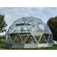 Wholesale Commercial Outdoor Glass Geodesic Large Dome Tent for greenhouse from china suppliers