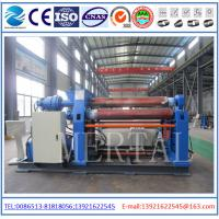 Quality Hydraulic CNC Plate rolling machine,plate bending machine,import machine for sale