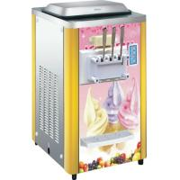Wholesale Stainless Steel Counter Top Ice Cream Machine BQ316 For Market , R404 Refrigerant from china suppliers