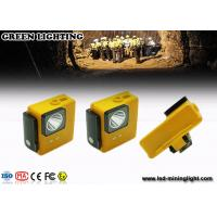 Wholesale GL-3C 8000 Lux Waterproof Anti-explosion Safety Rechargeable mining Led Headlamp 6.4Ah 18650 Li - Ion Battery from china suppliers
