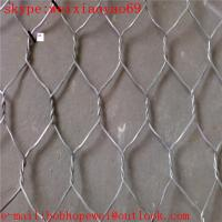 Wholesale Hexagonal Wire Mesh, PVC coated(green color) Hexagonal Wire Mesh from china suppliers