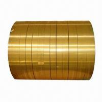 Wholesale Copper Bimetal Strip Coil, Used for Engineering Machines  from china suppliers