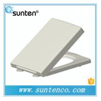 Wholesale Xiamen Quick Release Soft Closing Rectangular Toilet Seat Covers from china suppliers