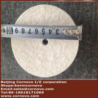 Buy cheap eco friendly 12 mm thick 7 inch marble polishing disk wholesale from wholesalers