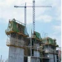 Buy cheap pier constructions, high buildings constructions, and chimneys Climbing Formwork resist gradient, wind from wholesalers