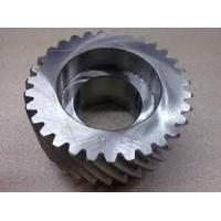 Wholesale High Precison Metal Single Helical Gear For Car With Hobbing / Circular Gears from china suppliers