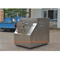 Wholesale New Condition Industrial Homogenizer 4350 Psi , homogenizing machine from china suppliers