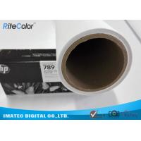 Wholesale Latex Media Pure Polyester Canvas Roll For Large Format Printers from china suppliers