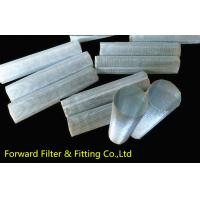 Wholesale Cylinder Knitted Wire Mesh Tube for Oil Filters , Perforated Metal Mesh Screen from china suppliers