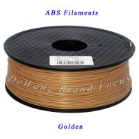Wholesale 3d printing consumables , plastic spool rod 1.75mm pla or abs filament for 3d printer from china suppliers