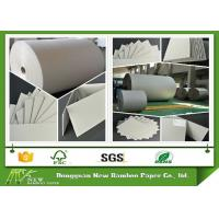 Wholesale Lamination two side Gray Paper Roll Anti Curl 400gsm / 0.66mm from china suppliers