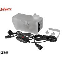 Wholesale Transparent Plastic LED Fog Machine With 3 In 1 LED Effect , Wire / Wireless Romote X-025A from china suppliers