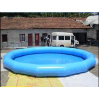 Quality inflatable round swimming pool  for family ,specially for children for sale