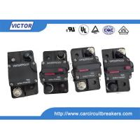 Wholesale Manual Bussmann Circuit Breaker , 12V 12 Volt DC Circuit Breaker from china suppliers