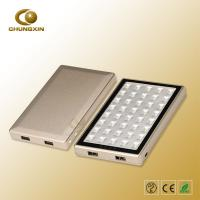 Wholesale high bright 100lm/w mini portable led power bank with USB rechargeable led home emergency light from china suppliers