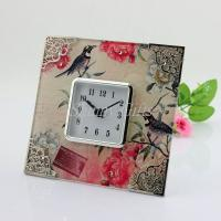 Wholesale Shinny Gifts Home Decor Desk Clock from china suppliers