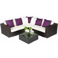 Wholesale new outdoor wicker rattan sofa set from china suppliers