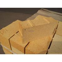 Wholesale Fireplace / Pizza Ovens Clay Fire Brick Refractory High Thermal Insulation from china suppliers