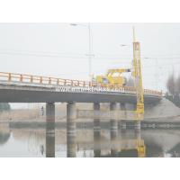 Wholesale Volvo Fm400 8x4 22m under bridge inspection truck Mounted under bridge Access Platform from china suppliers