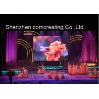 Wholesale Commercial front service led display P5 Easy Installation / LED Church Screen Super Slim from china suppliers