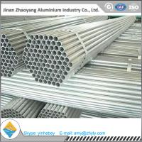 Wholesale Polished Aluminum Oval Tube Rectangular / Square Aluminum Profiles 6063 from china suppliers