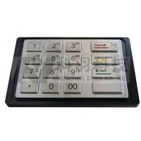 Wholesale POS Number Encrypted Pin Pad 3DES , PCI EPP Pin Encryption from china suppliers