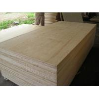 Wholesale Pine face and Back, Full pine core, Size: 1220X2440X5MM-25MM. from china suppliers