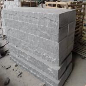 Wholesale China Granite Kerbs Dark Grey Granite G654 Granite Kerbstone Curbstone Natural Surface from china suppliers