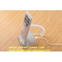 Wholesale COMER cell phone cable locking holders Anti-theft Display alarm stands from china suppliers