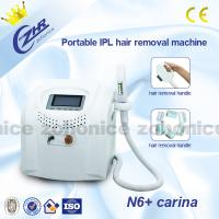 Wholesale Portable IPL Hair Removal Machines , IPL Dermatology Equipment from china suppliers