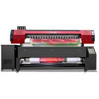Wholesale 1800mm Dye Sublimation Printer , 1440 DPI Dye Sublimation Photo Printer from china suppliers