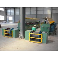 Wholesale High / Low Carbon Automatic Wire Payoff Machinery For Raw Materials Low Noise from china suppliers