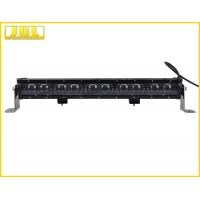 Wholesale 20 Inch Ip67 High / Low Beam CREE Single Row LED Light Bar With Aluminum Alloy Housing from china suppliers