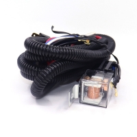 Buy cheap 12V 24V Universal 900mm Electric Vehicle Cable For Car Horn Modified from wholesalers