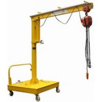 Wholesale Movable Motorized Rotation Jib Cranes For Position A Load from china suppliers